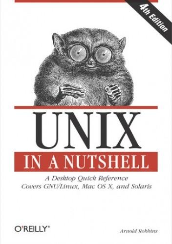 Okładka książki Unix in a Nutshell. 4th Edition