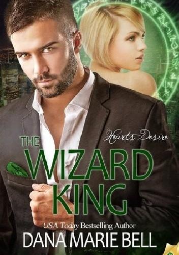 Okładka książki The Wizard King