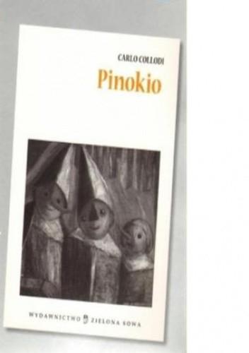 Okładka książki Pinokio - opracowanie audio