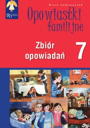 Okładka książki Opowiastki familijne (7) - zbiór opowiadań