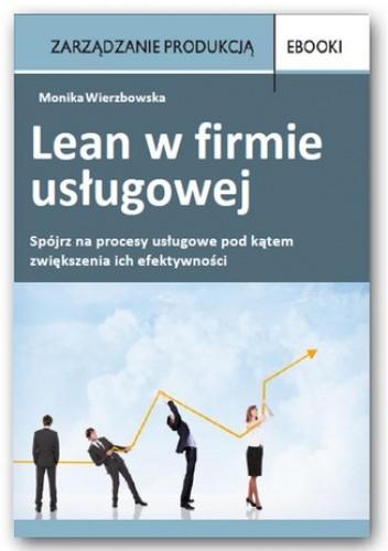Okładka książki Lean w firmie usługowej