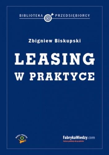 Okładka książki Leasing w praktyce