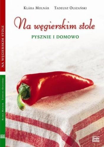 Okładka książki Na węgierskim stole