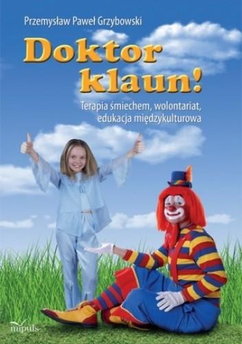 Okładka książki Doktor Klaun!