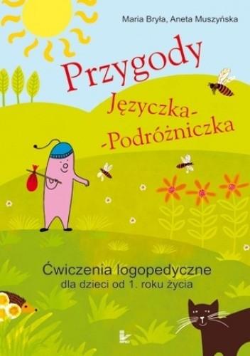 Okładka książki Przygody Języczka Podróżniczka