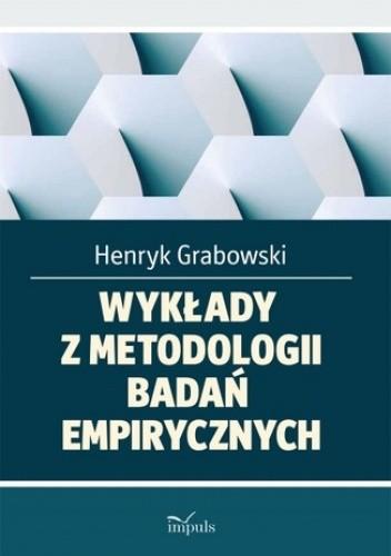 Okładka książki Wykłady z metodologii badań