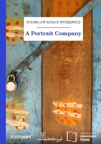 Okładka książki A Portrait Company
