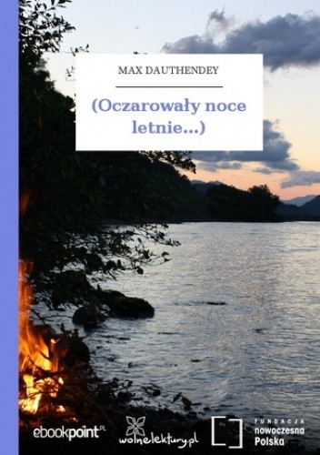 Okładka książki (Oczarowały noce letnie...)