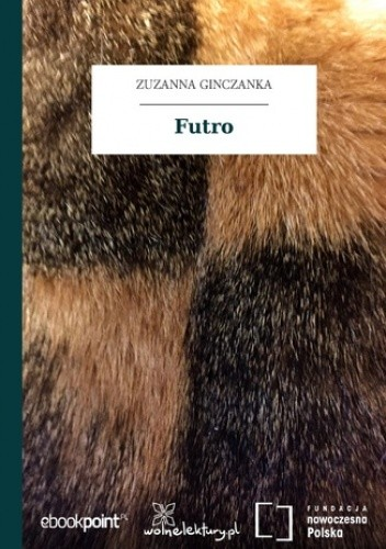 Okładka książki Futro