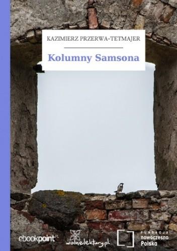 Okładka książki Kolumny Samsona