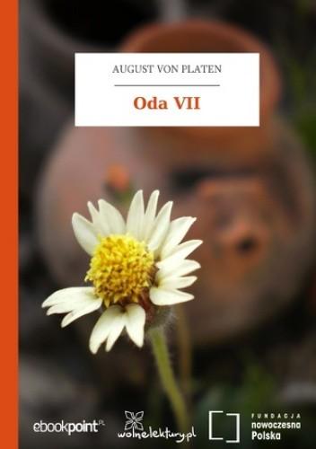 Okładka książki Oda VII