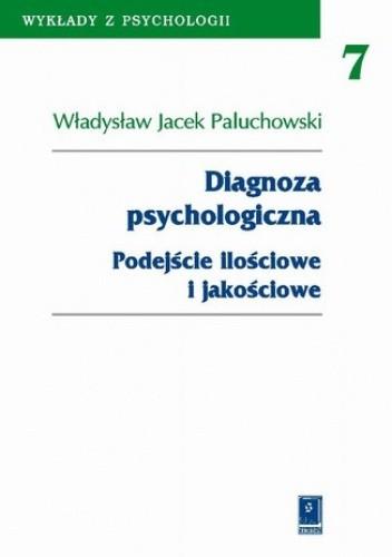 Okładka książki Diagnoza psychologiczna