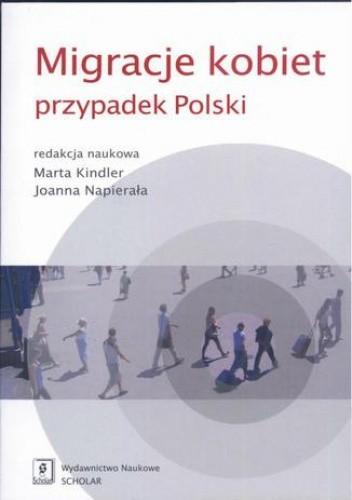 Okładka książki Migracje kobiet