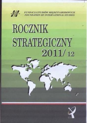 Okładka książki Rocznik Strategiczny 2011-12