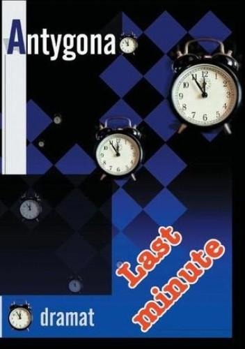 Okładka książki Antygona. Opracowanie