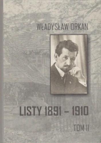 Okładka książki Listy 1891-1910 t.2