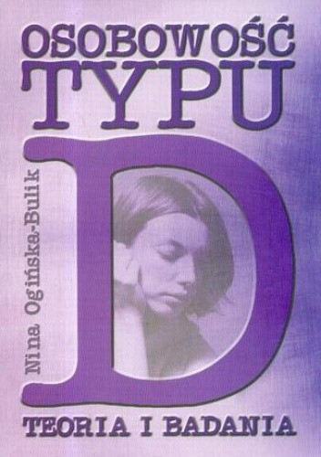 Okładka książki Osobowość typu D