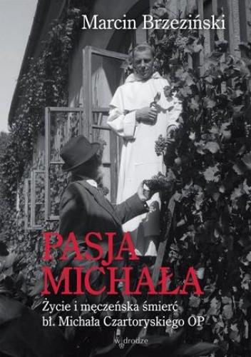 Okładka książki Pasja Michała