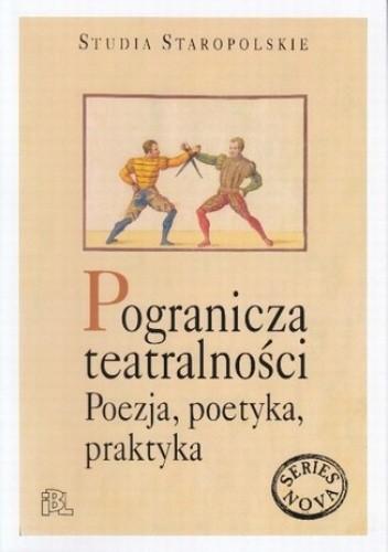 Okładka książki Pogranicza tetralności