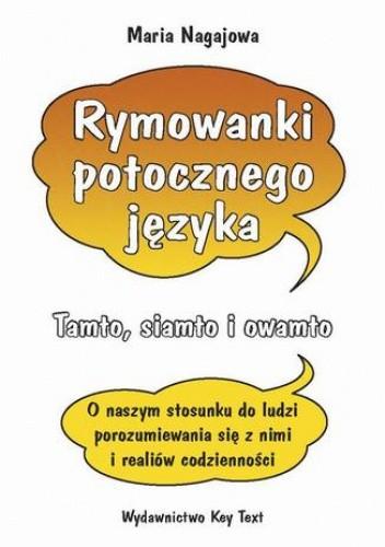 Okładka książki Rymowanki potocznego języka