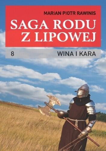 Okładka książki Saga rodu z Lipowej - tom 8