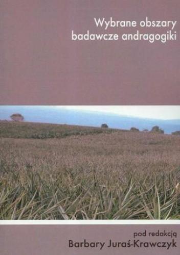 Okładka książki Wybrane obszary badawcze andragogiki