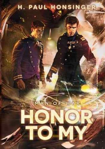 Okładka książki Man of War. Tom 2: Honor to my
