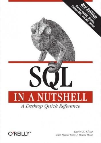 Okładka książki SQL in a Nutshell. 3rd Edition