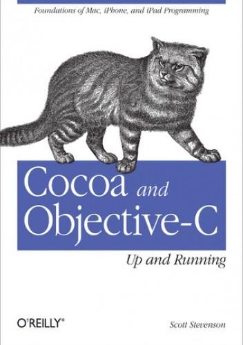 Okładka książki Cocoa and Objective-C: Up and Running