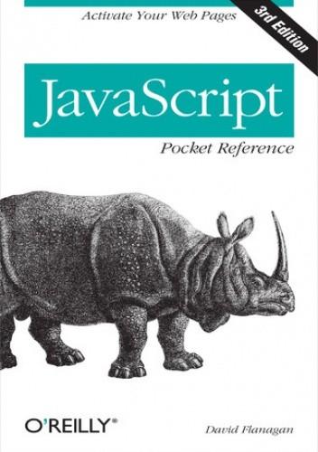 Okładka książki JavaScript Pocket Reference. 3rd Edition