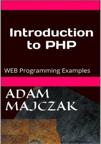 Okładka książki Introduction to PHP