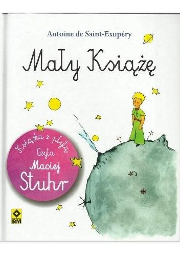 Okładka książki Mały Książę