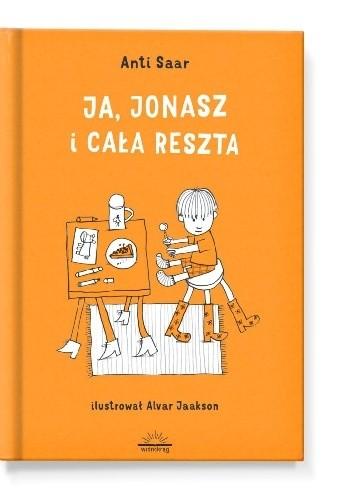 Okładka książki Ja, Jonasz i cała reszta