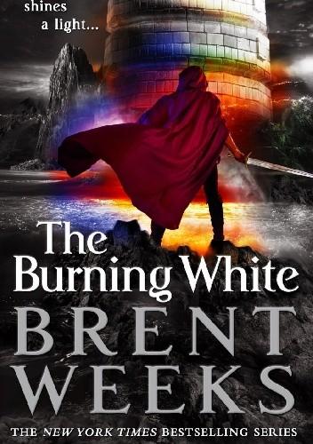 Okładka książki The Burning White