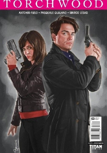 Okładka książki Torchwood: Volume 3 - World Without End
