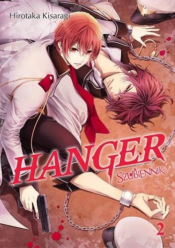 Okładka książki Hanger: Szubiennik #2