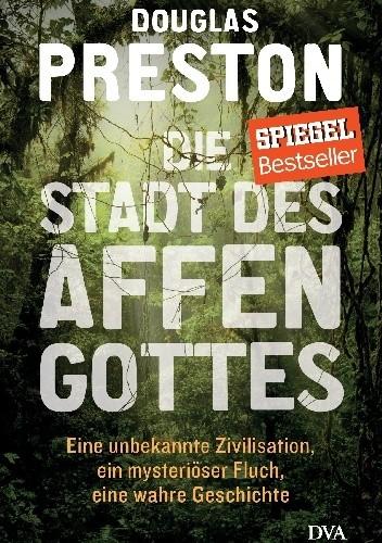 Okładka książki Die Stadt des Affengottes