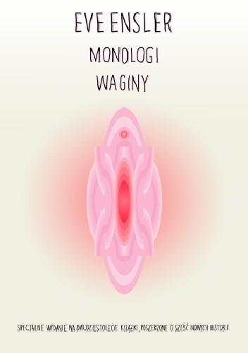 Okładka książki Monologi waginy