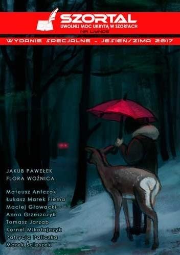 Okładka książki Szortal Na Wynos Wydanie Specjalne - Jesień Zima 2017