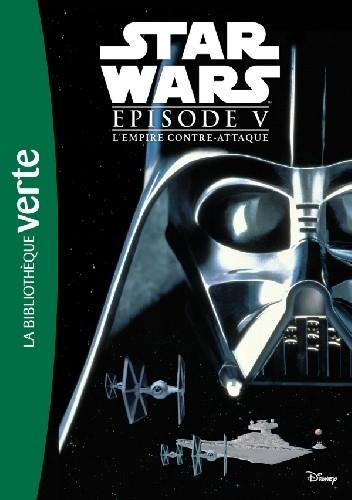 Okładka książki Star Wars - L'Empire contre-attaque - Le roman du film
