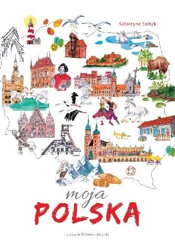 Okładka książki Moja Polska