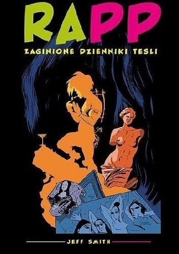 Okładka książki RAPP: Zaginione dzienniki Tesli