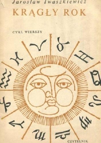 Okładka książki Krągły rok. Cykl wierszy