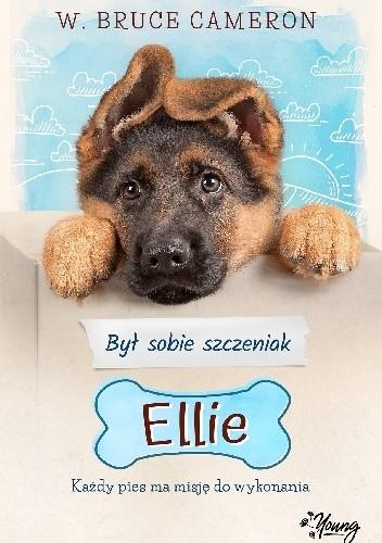 Okładka książki Był sobie szczeniak: Ellie