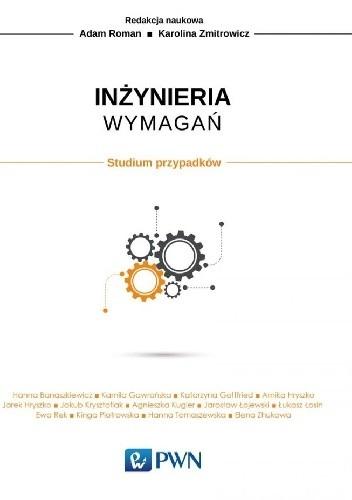 Okładka książki Inżynieria wymagań