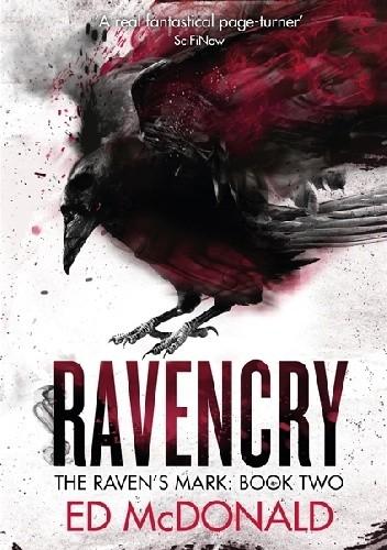 Okładka książki Ravencry