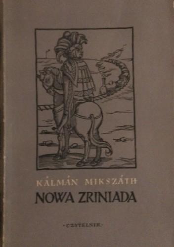 Okładka książki Nowa Zriniada