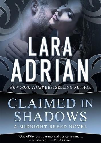 Okładka książki Claimed in Shadows