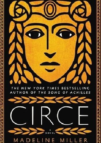Okładka książki Circe
