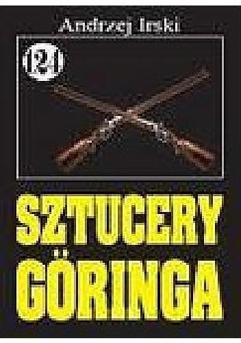 Okładka książki Sztucery Göringa